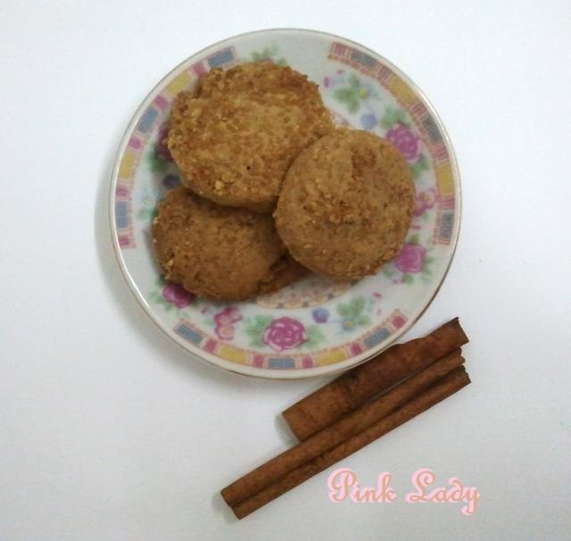 עוגיות טחינה וקינמון