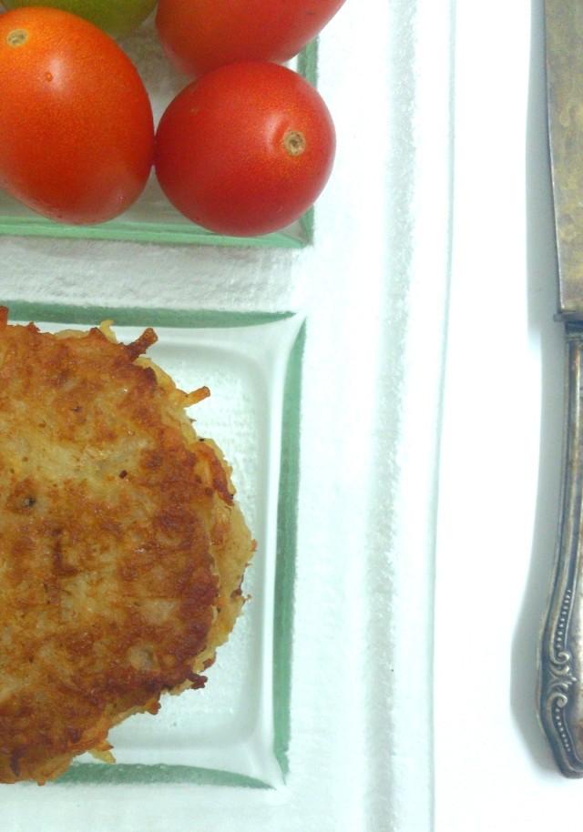 לביבות תפוחי אדמה קלאסיות ללא גלוטן